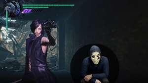 Devil May Cry 5: Zangado apresenta V em primeira mão