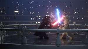 LEGO Star Wars revive a saga dos 9 filmes de Skywalker