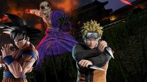 Samurai X do mangá e se une a Naruto e Goku em Jump Force