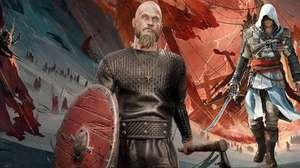Próximo Assassin's Creed terá vikings e Ragnar Lothbrok