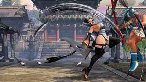 Conheça Iroha, a nova lutadora de Samurai Shodown