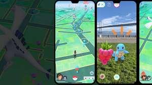 Pokémon GO muda forma de interação de Treinador com Pokémon