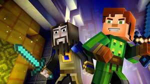 Fãs dão o rumo do episódio final de Minecraft: Story Mode