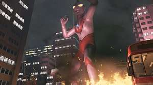 Ultraman y Godzilla de vuelta en City Shrouded in Shadow