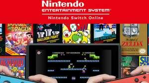 Nuevos clásicos de NES se suman al servicio online de Switch