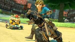 The Legend of Zelda llega a Mario Kart 8 Deluxe