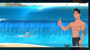 Go! Medina trae el surf campeón mundial para el smartphone