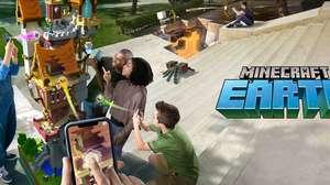 Millones de personas ya descargaron Minecraft Earth