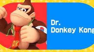 Donkey Kong y Diddy Kong ya están disponible en Dr. Mario World
