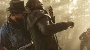 Red Dead Redemption 2 fue el juego más vendido en 2018