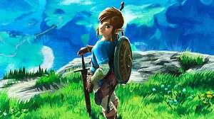Anuncian secuela de The Legend of Zelda: Breath of the Wild