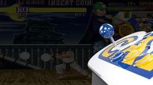 Capcom lança fliperama para você ter dentro de casa