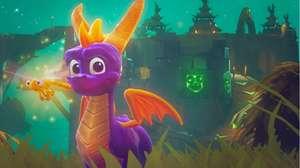 Spyro Reignited Trilogy podría llegar pronto a Switch