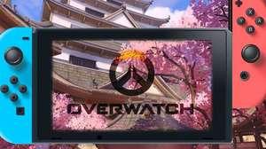 Overwatch para Switch se ha filtrado y llegará en octubre