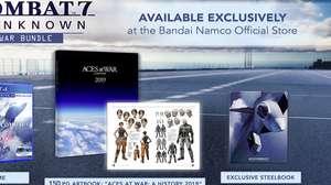 Anuncian edición limitada de Ace Combat 7: Skies Unknown