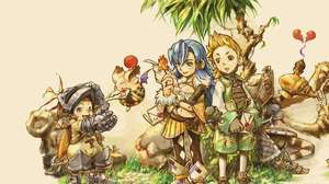 Final Fantasy Crystal Chronicles: Remastered no tendrá co-op local