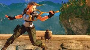 Street Fighter V recibe nuevas skins de Resident Evil
