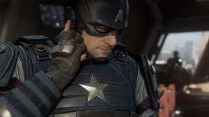 Ya se filtró el gameplay de Marvels Avengers de la SDCC