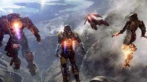 EA presenta nuevo tráiler de Anthem en los Game Wards