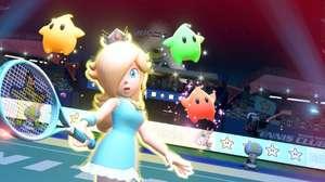 ¿Más de 20 personajes jugables en Mario Tennis Aces?