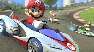 Corrida en realidad virtual con Mario Kart Arcade GP VR