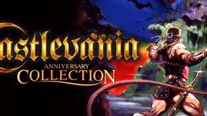 Ya está disponible la Castlevania: Annyversary Collection