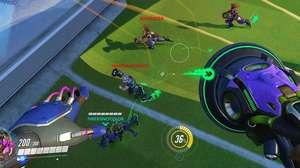 Assista o jogo de futebol Lucioball dentro de Overwatch