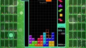 Tetris 99 tendrá modos offline por medio de DLC