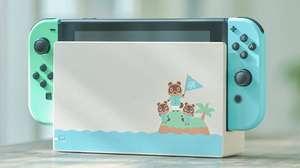 ¡Anuncian Nintendo Switch de Animal Crossing: New Horizons!
