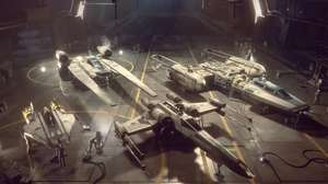 Star Wars: Squadrons estará disponible en PS5 y Xbox Series X