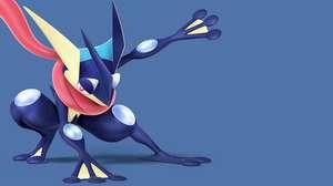 Greninja es el pokémon más popular del año