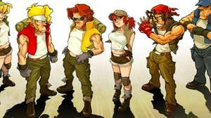 Metal Slug XX llega a PlayStation 4