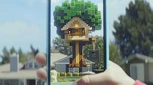 Minecraft Earth tendrá beta cerrada este verano