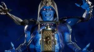 Revelan a Collector, el nuevo peleador de Mortal Kombat 11