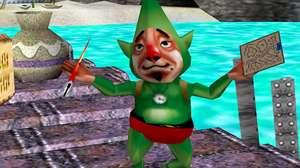 Nintendo estuvo trabajando en un juego de horror de Tingle