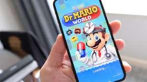 Dr. Mario World ya está disponible para Android y iOS