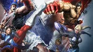 Tekken x Street Fighter sigue en desarrollo