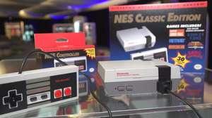 NES Classic Edition volverá a tiendas en el mes de junio