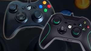 Dazz lanza controles para Xbox y Xbox 360
