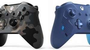 Nuevos controles de ediciones especiales para Xbox One