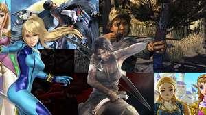 As 10 mulheres mais incríveis do mundo dos games