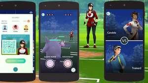 Pokémon GO estreia modo que permite batalha entre treinadores