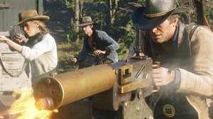 Red Dead Online recibe modo Battle Royale