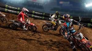 Monster Energy Supercross convierte motocross en algo real