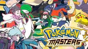 Pokémon Masters ya se encuentra disponible en iOS y Android