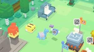 Pokémon Quest llega a dispositivos móviles la próxima semana