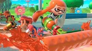 Super Smash Bros Ultimate pesará al menos 16 gb