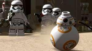 Lego Star Wars: que las risas te acompañen