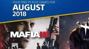 Revelan los juegos gratuitos de agosto en PS Plus