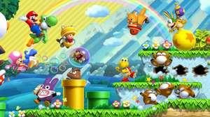 New Super Mario Bros. Deluxe cuenta con un personaje secreto